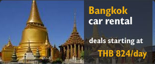 Bangkok car rental